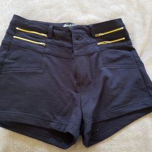 Stretchy Black shorts